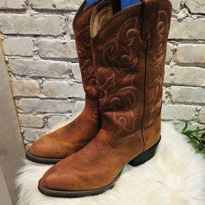 Tony Lama Mens Western Boots 10D